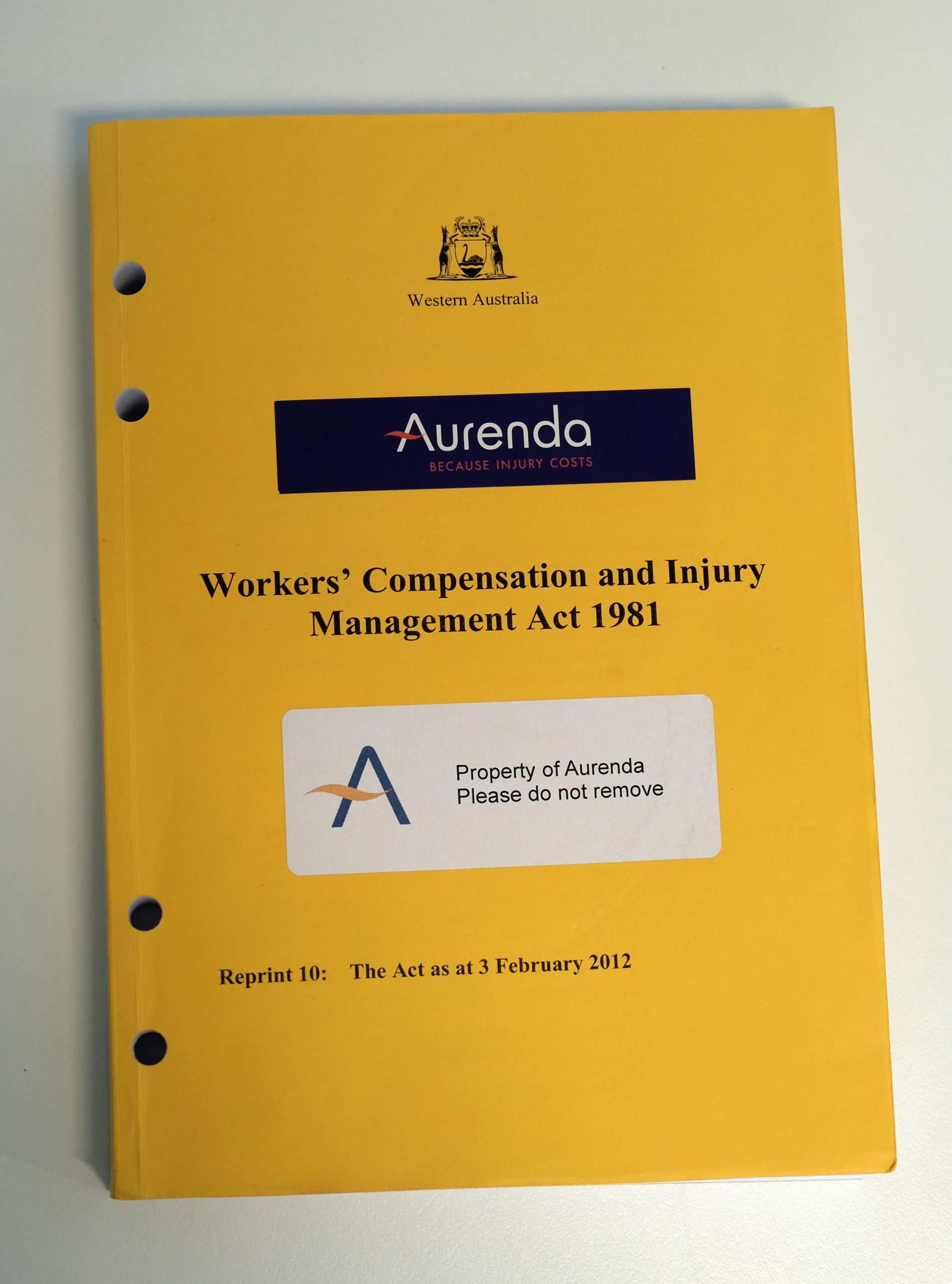 Case Study: Injury Management (#1)
