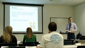 SHREP training participants recommend Aurenda training course to other SHREPS.
